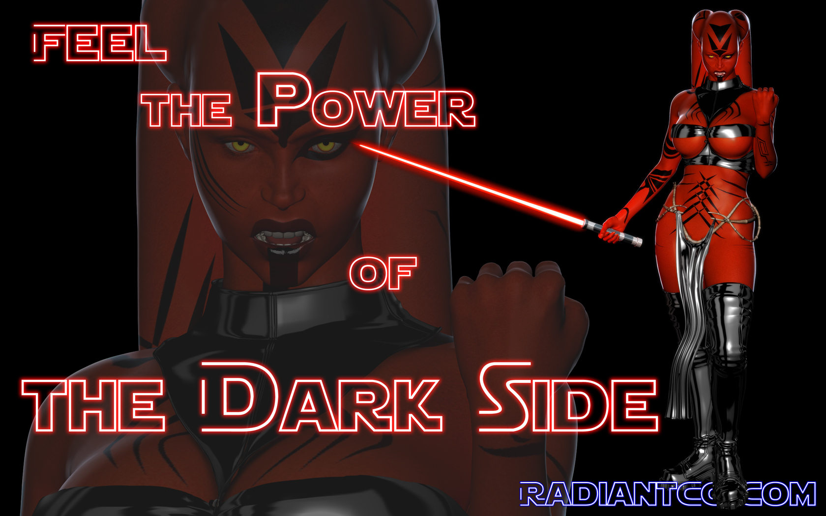 Power of the Dark Side