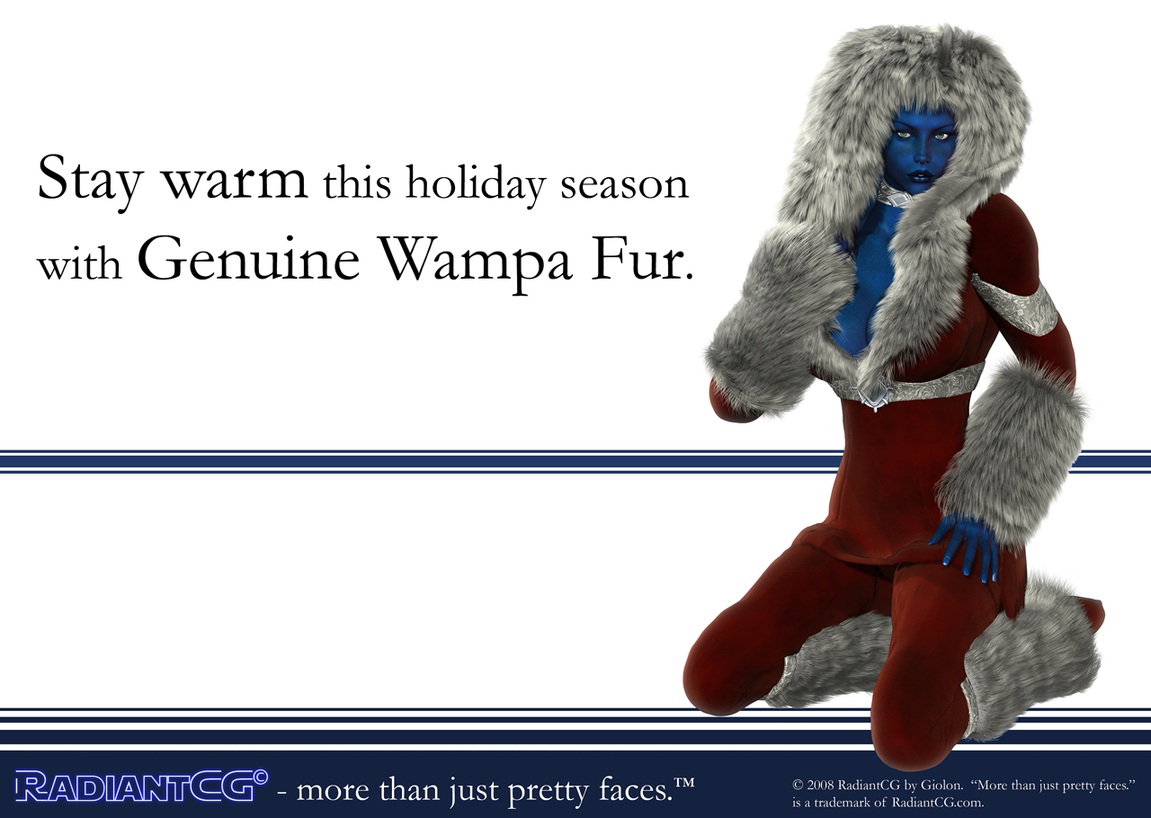How Twi'leks Stay Warm