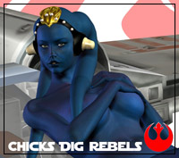 The New Face of the Rebellion - Redux