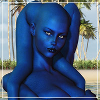 Topless Birthday Twi'lek
